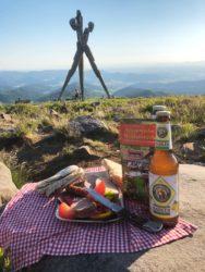 Picknick-Genuss und Panorama pur in Nordrach