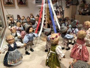 Puppen- und Spielzeug-Museum öffnet ab August wieder die Türe