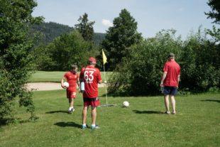 2. Zeller Stadtmeisterschaft im Fußballgolf und Golferlebnistag