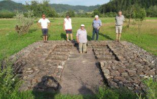 Biberacher auf römischen Spuren