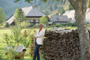 Mit Hansy Vogt in Oberharmersbach auf Genuss-Tour unterwegs