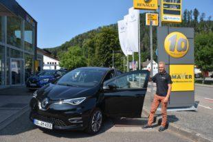 Der Renault ZOE ist alltagstauglich