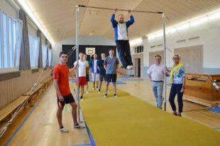 Turnverein beschafft für über 20.000 Euro neue Sportgeräte