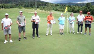 Golfer unterstützen die Arbeit der Deutschen Krebshilfe