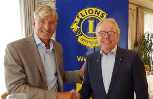Hans Spathelf neuer Präsident der Zeller Lions