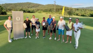 Golfer Ulrich Lang auf Erfolgskurs