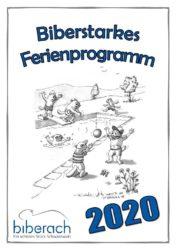 Biberstarkes Ferienprogramm 2020