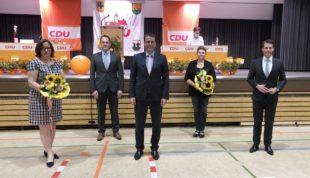 CDU tritt 2021 erneut mit Volker Schebesta an