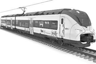 Züge rollen bald mit Batterie