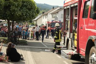 Feuerwehr sagt Brandschutztag ab