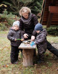 Schlüsselübergabe für Waldkindergarten soll im Herbst stattfinden