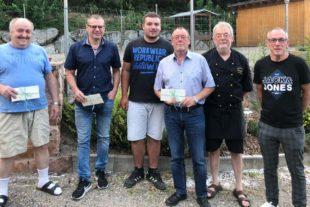 Nordracher Sportkegler blicken auf sportlich erfolgreichstes Jahr zurück