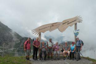 Schöne Bergtouren im Kleinwalsertal
