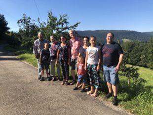 30 Mal Urlaub in Nordrach auf dem Stollengrundhof