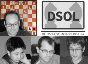 Schachclub Zell überzeugt in  deutscher Schach-Online Liga
