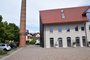 Physiotherapiepraxis bezieht Räume im Erdgeschoss der »Alten Fabrik«