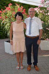 Eduard und Roswitha Volk feiern Goldhochzeit