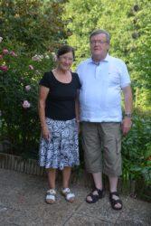 Sigrid und Martin Brunnemann feiern goldene Hochzeit
