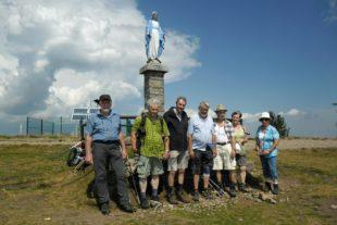 Mit dem Alpenverein in den Vogesen auf »Vier-Fermen-Tour«