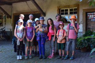 AWO-Stadtranderholung macht schönen Ausflug zum Bauernhof