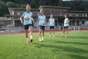 Testspielsieg, Training und Team-Event im Schwarzwald