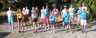 Sommercamp für die Golfjugend