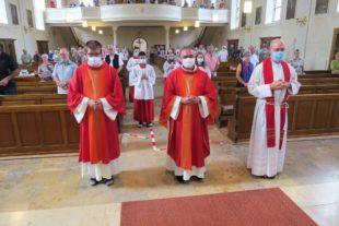 Patrozinium der Stadtkirche mit Freude und Dankbarkeit gefeiert
