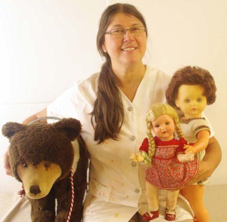 Puppen- und Spielzeugmuseum Nordrach: Puppendoktor-Sprechstunde