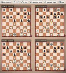 Schachclub Zell in der Endrunde