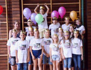 Kleine und feine Schulentlassfeier an der Grundschule Nordrach