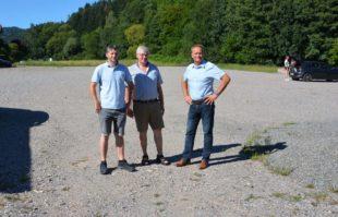Einwohnerantrag gegen den Teilrückbau des Wanderparkplatzes Hinterhambach eingeleitet