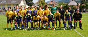 Freiburger Fußball-Lehrstunde im Badwaldstadion