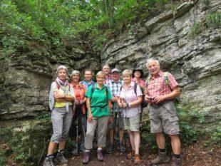 Vier Tagestouren führten zu Grafen, Rittern und Drachen in Thüringen