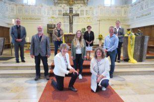 Das Gemeindeteam gibt der Kirche vor Ort ein Gesicht