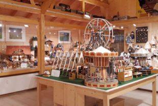 Puppen- und Spielzeugmuseum öffnet nach erfolgreicher Umgestaltung wieder für Besucher