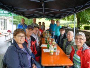 Auf dem Bollenhut-Talwegle vom Sommergewitter überrascht