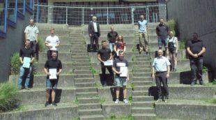 Berufsschulklassen an Beruflichen Schulen Wolfach verabschiedet