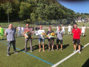 SV Oberharmersbach sagt Danke