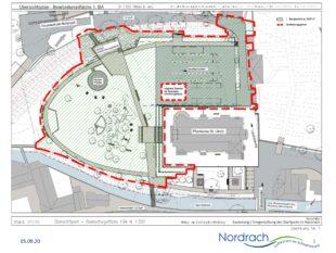Dorfpark und Festplatz werden im ersten Bauabschnitt erneuert