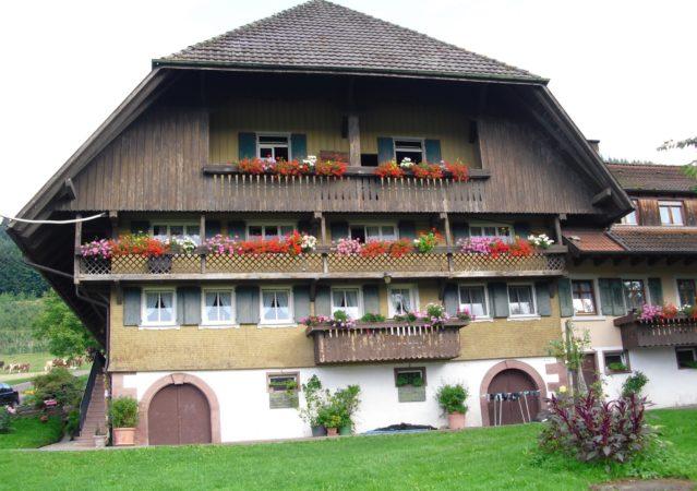 Obsthof Müller Zell am Harmersbach: Besichtigung