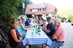 Durbacher Gebirger Höfe-Weg erwies sich als echter Genießerpfad