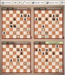 Schachclub Zell gewinnt Viertelfinale