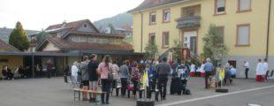 Gemeindeteam Prinzbach vorgestellt