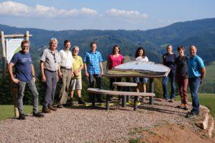Oberharmersbach feiert seinen neuen Naturpark-AugenBlick