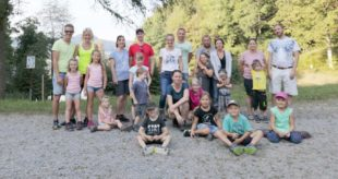 Naturerlebnis für Kinder und Eltern