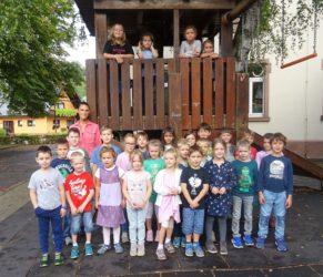 Einschulung Grundschule Unterharmersbach