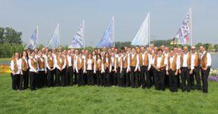 Platzkonzert des Blasorchesters am 3. Oktober