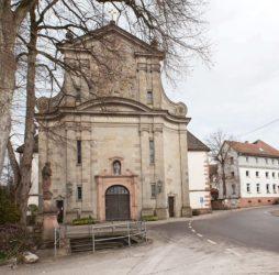 Kapuziner Zell am Harmersbach: Festgottesdienst zur 100-Jahr-Feier mit Weihbischof Birkhofer