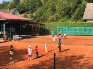 Schnupper-Tennis beim TCO