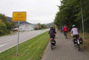 Zeller Stadtradler legten knapp 30.000 Kilometer zurück